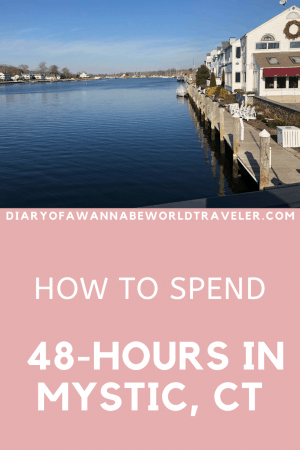 48-Hours in Mystic, CT