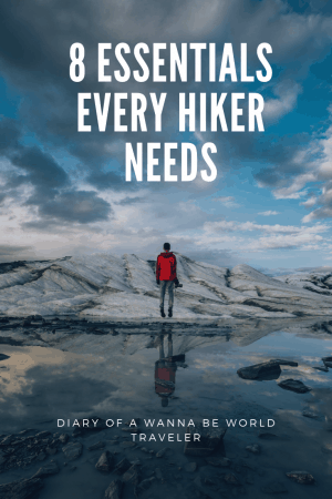 Hiking Pin