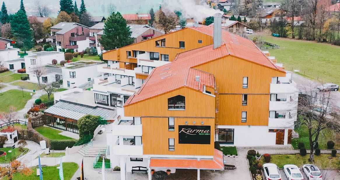 Karma Bavaria Hotel in Schliersee, Germany