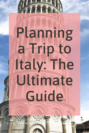 Italy Guide Pin