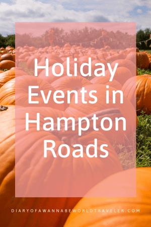 Events in hampton roads