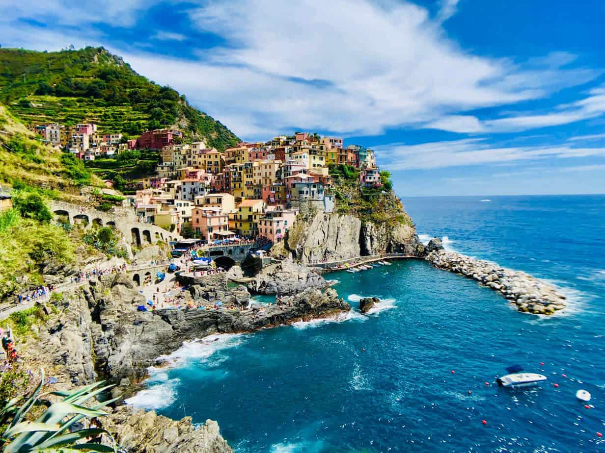 Planning a trip to italy
