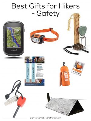 hiking safety gifts