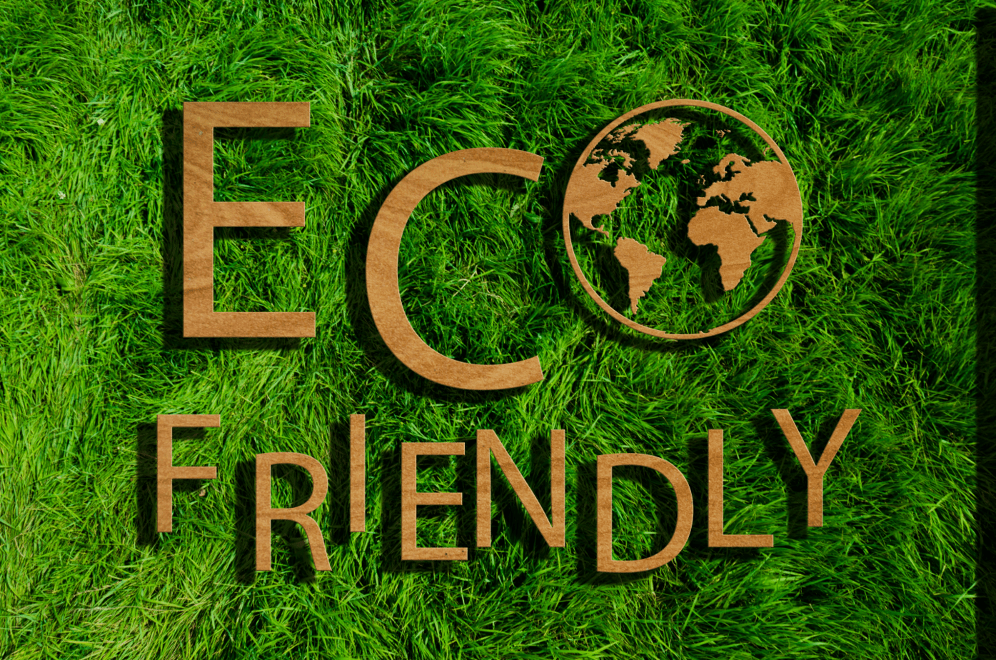 Eco-friendly Banner